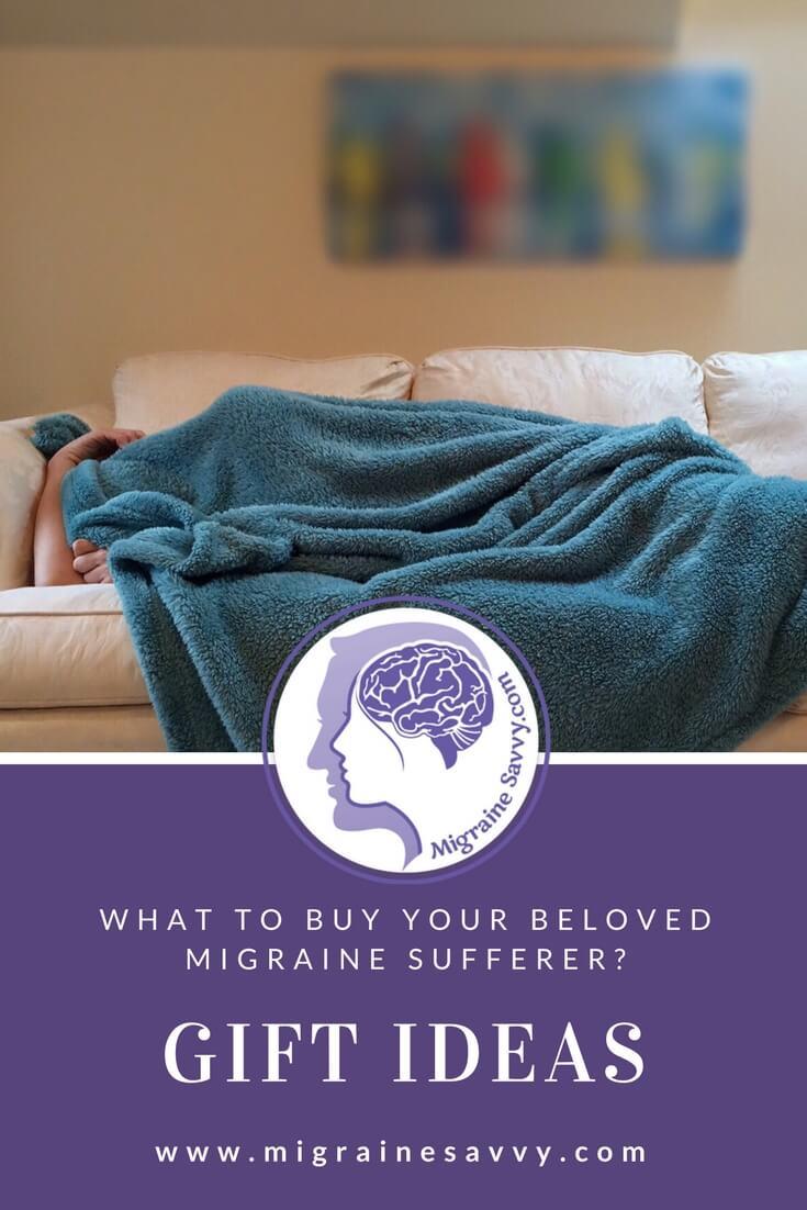 Migraine Relief Gift Ideas @migrainesavvy