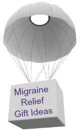 Click here for Migraine Relief Gift Ideas