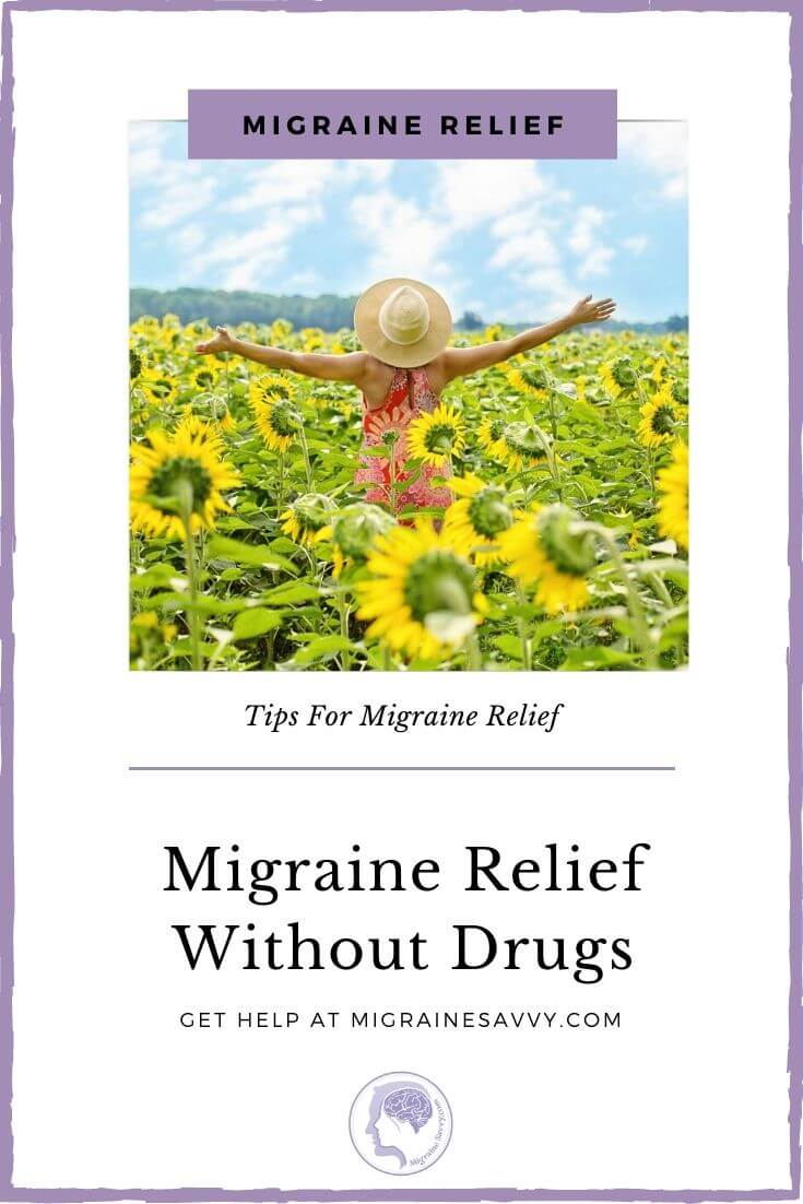Migraine Relief Without Drugs