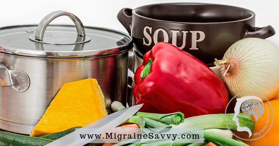 Migraine Soup
