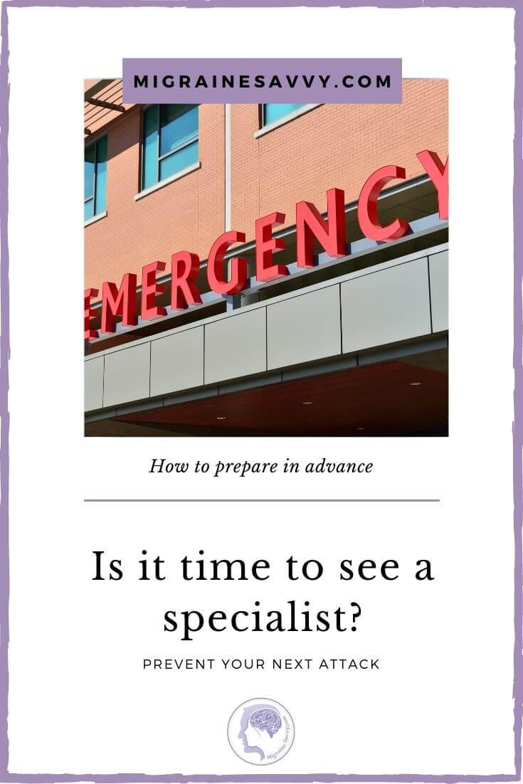 Migraine Specialist Doctor