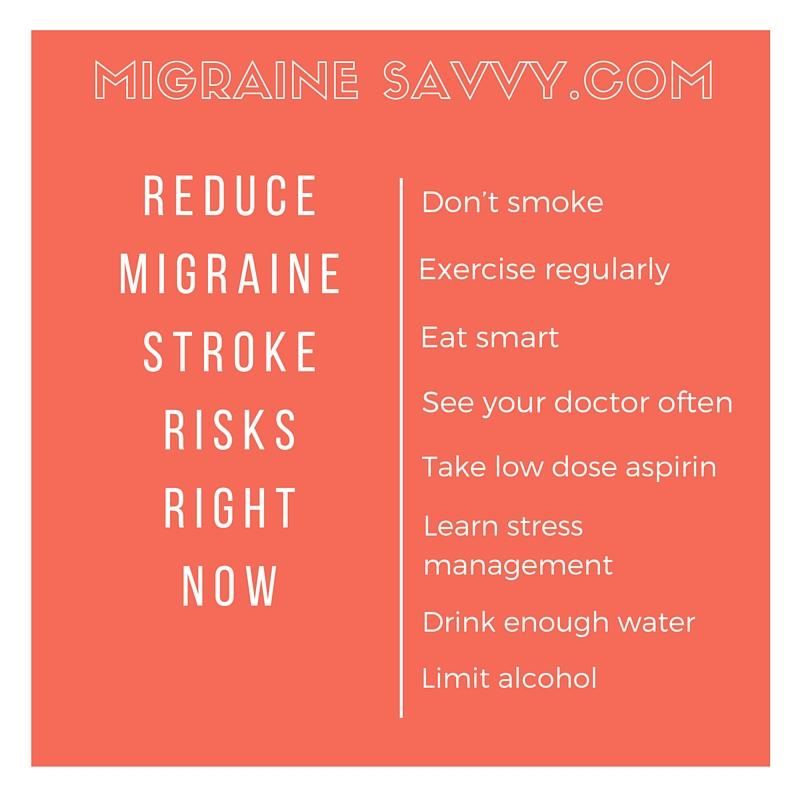 Migraine Stroke Tips