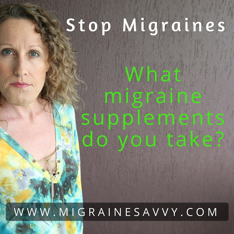 Migraine Supplements