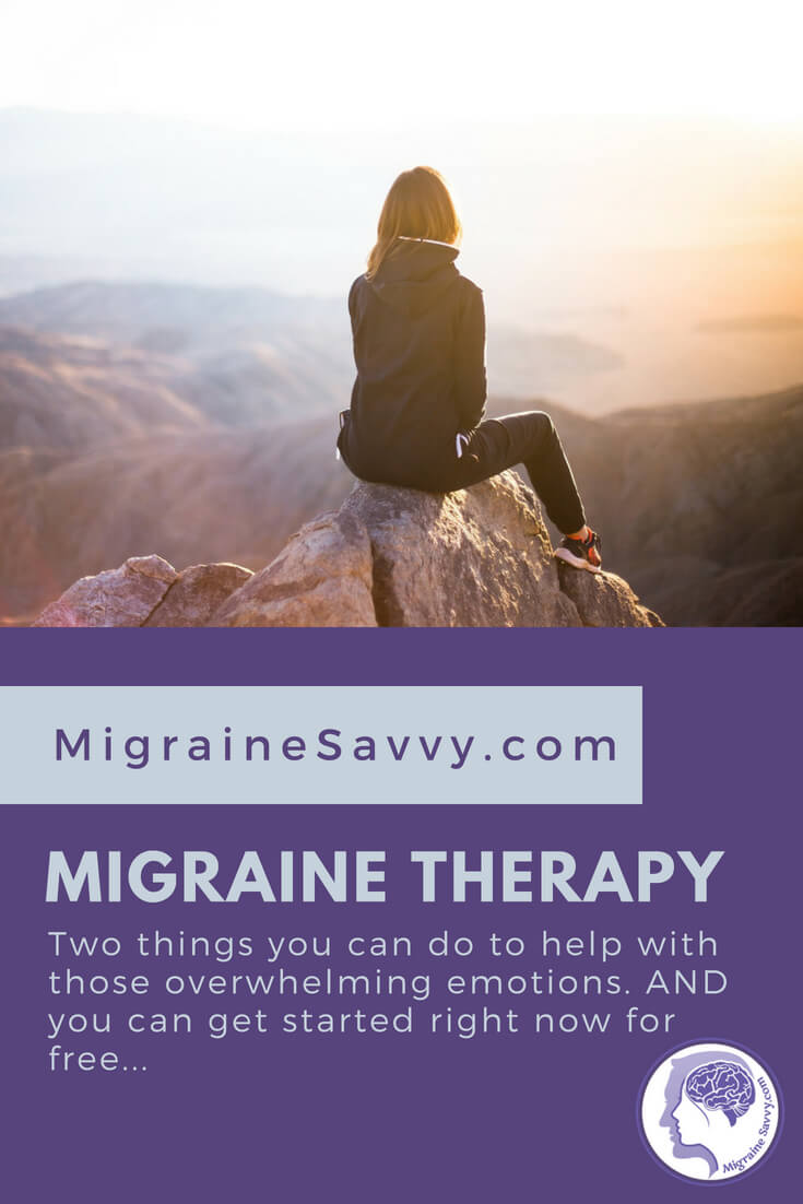 Migraine Therapy And Coping Skills @migrainesavvy #migrainerelief #stopmigraines #migrainesareafulltimejob