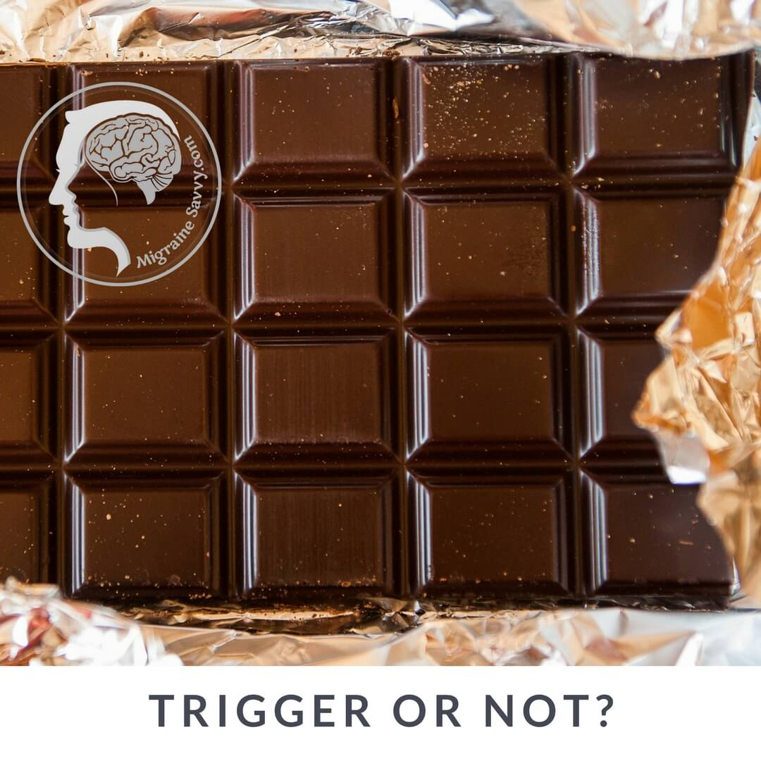 Number One Migraine Trigger - Chocolate