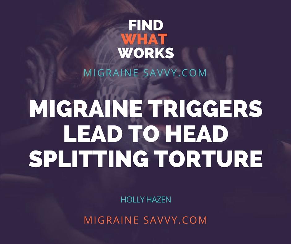 Migraine Triggers