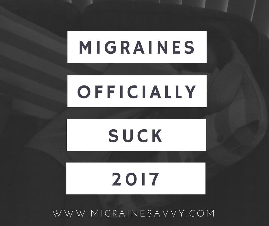 Migraines Suck