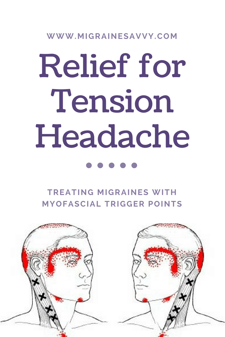Relief for Tension Headaches