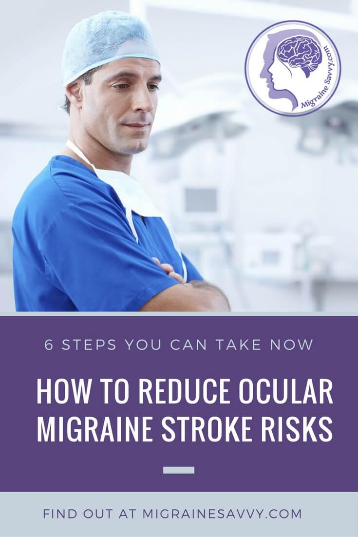 Ocular Migraine Stroke @migrainesavvy #migrainerelief #stopmigraines #migrainesareafulltimejob