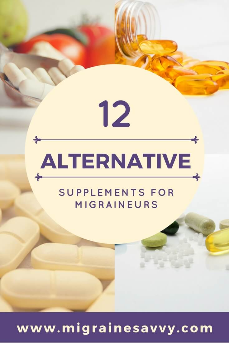 Other Alternative Supplements for Migraines