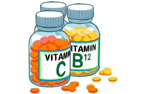 Natural Migraine Prevention: Vitamins