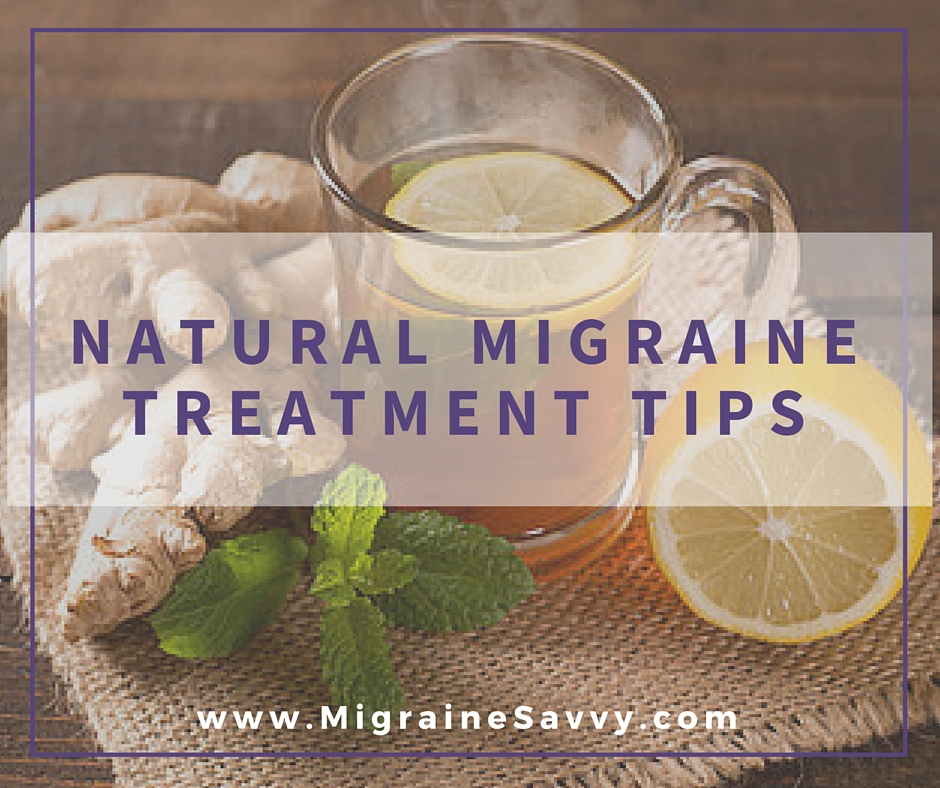 Natural Silent Migraine Symptom Treatment Tips