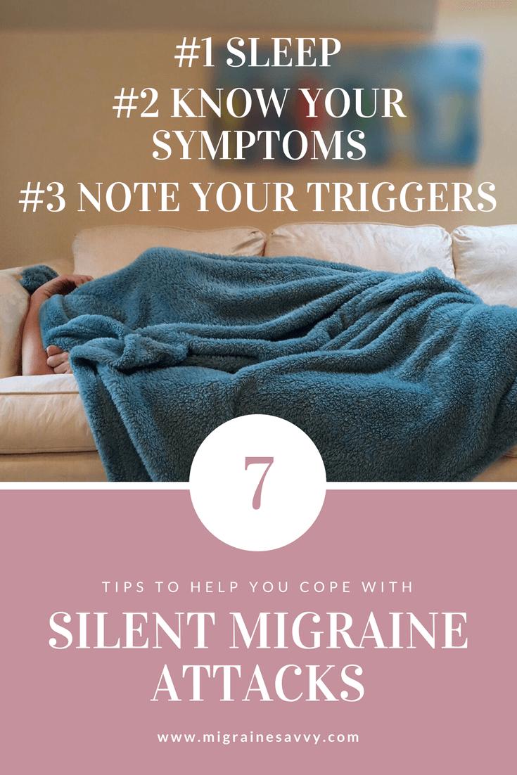 Silent Migraines Wreak Havoc Too