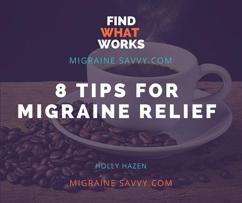 8 Tips for Preventing Migraine Attacks