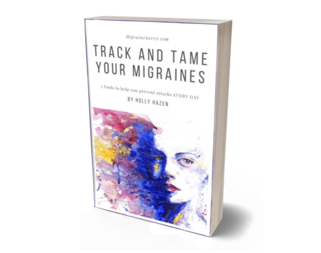 Join now and get your free copy of Track and Tame Your Migraines @migrainesavvy
