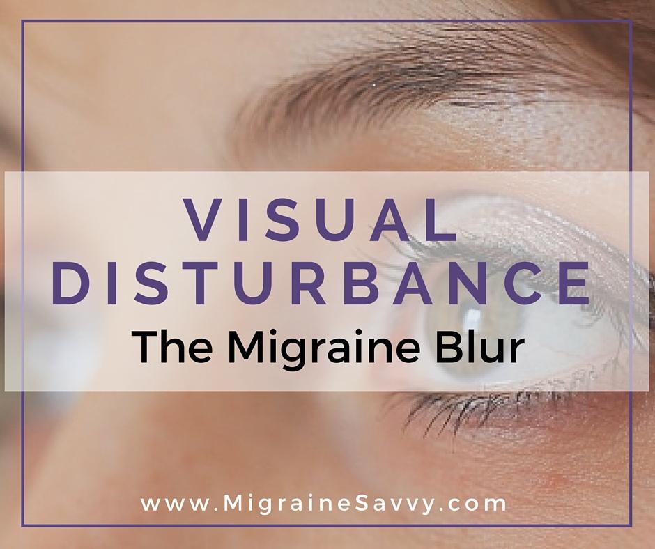 Visual Disturbance