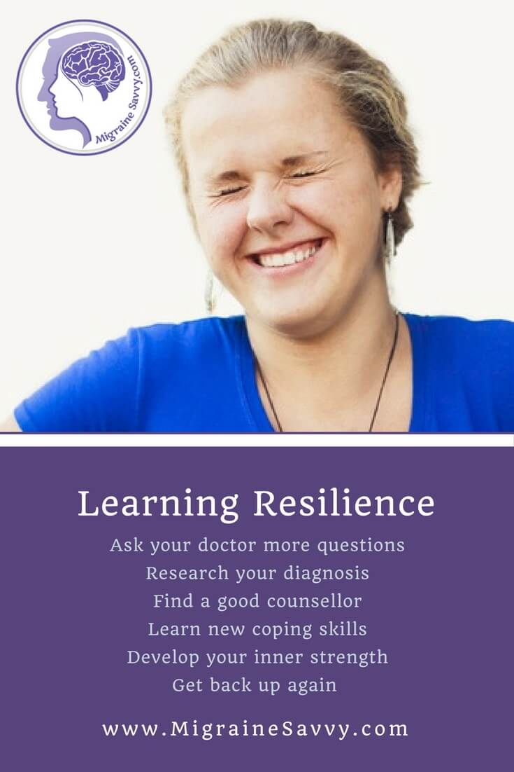 Causes and Symptoms of Migraine: Learning Resilience