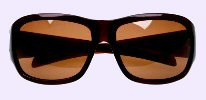 Chronic Migraine Brown Tinted Lens