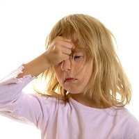 Home Remedies for Migraines Little Girl