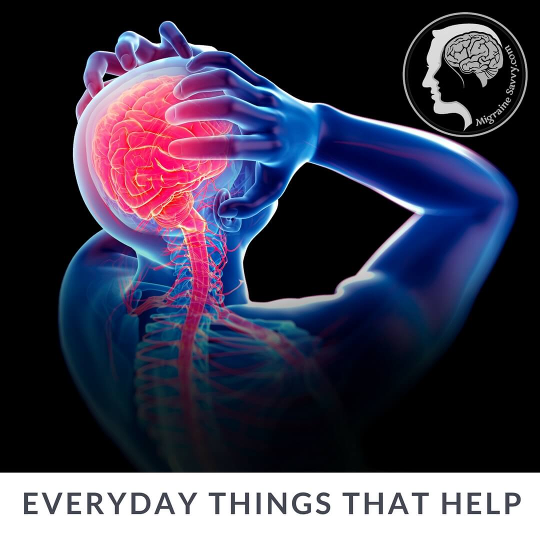 How to treat a Migraine Head Xray