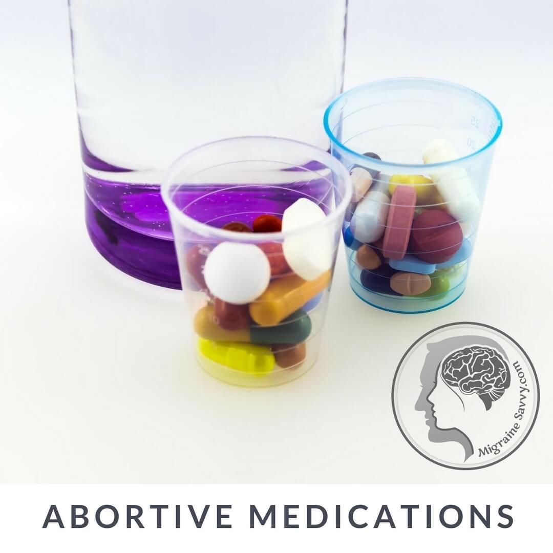 List of Migraine Medications