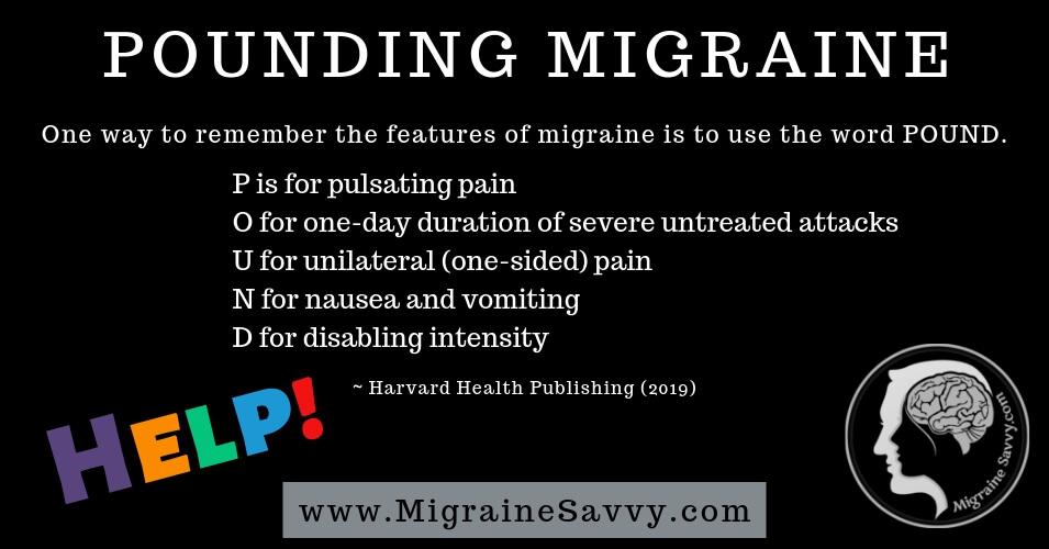 Migraine Headache Symptoms