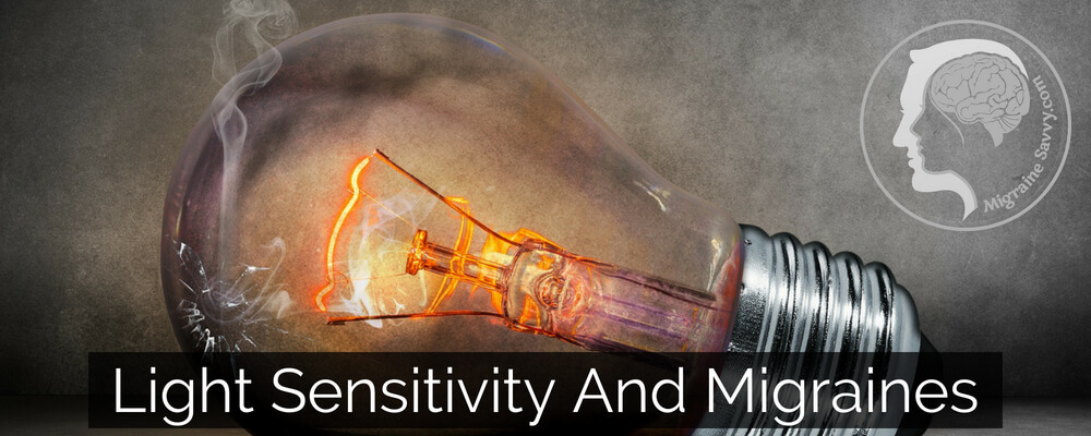 The Truth About Migraine Light Sensitivity @migrainesavvy