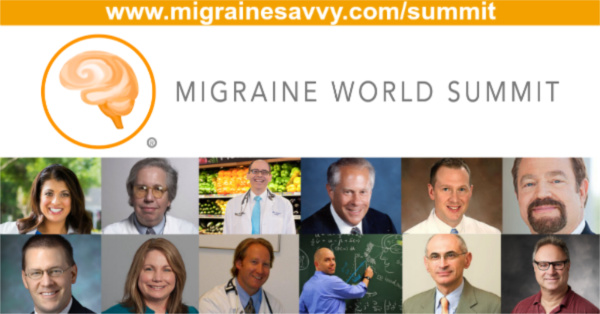 Investing in the Migraine World Summit will support the Migraine Research Foundation and other organizations dedicated to fighting migraine. @migrainesavvy
