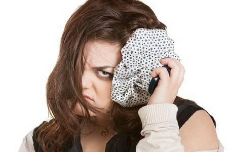 Use Ice Packs for Migraine Relief