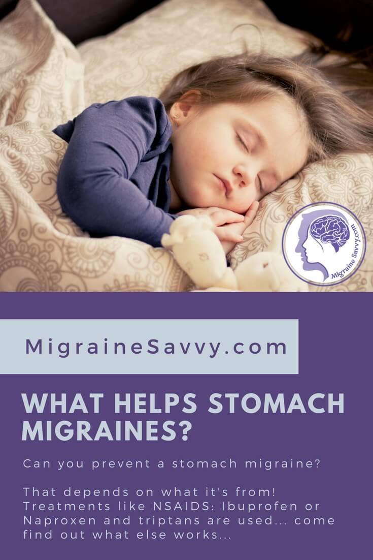 Stomach Migraines in Children