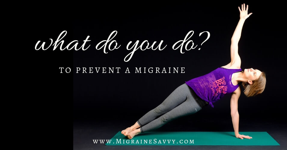 Yoga for Migraine: What Poses to Try for Relief @migrainesavvy